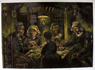 Nuenen (1883 - 1885)