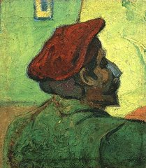 Gauguin by Van Gogh