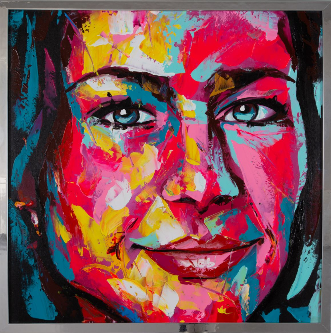 Francoise Nielly from portrait photo