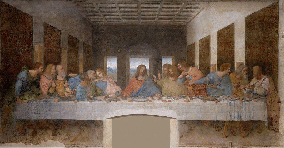 Last Supper Da Vinci