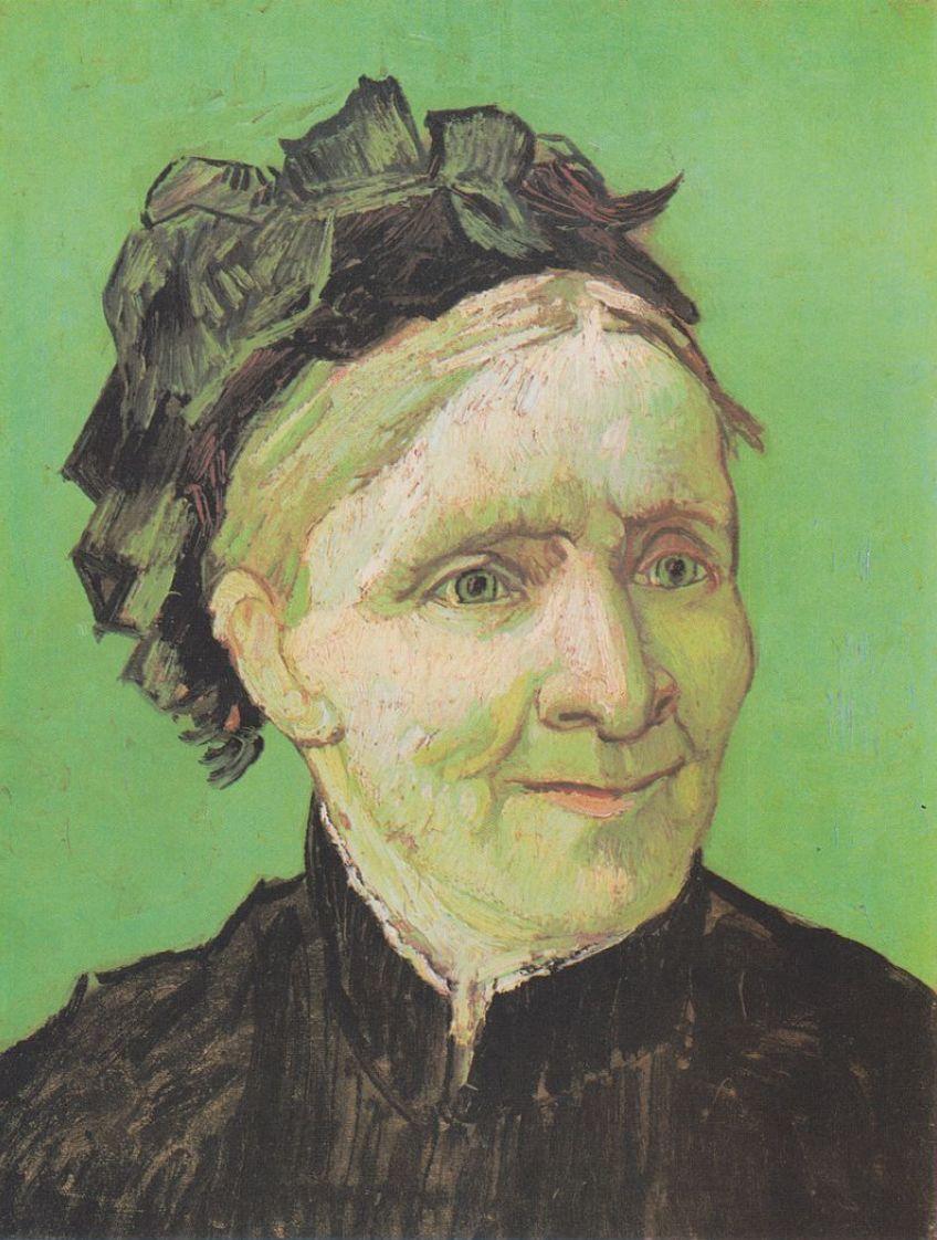 Van Gogh's mother was born in The Hague