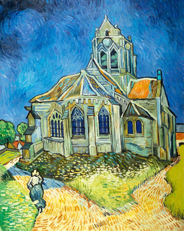 オーヴェル教会
