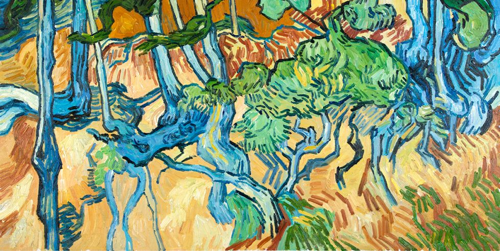 What was Van Gogh's mood like a few days before he died?