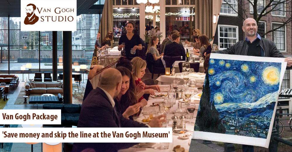 Van Gogh Package