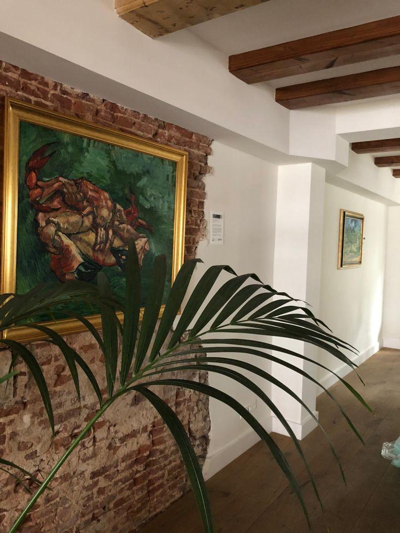 Van Gogh Studio showroom in Amsterdam