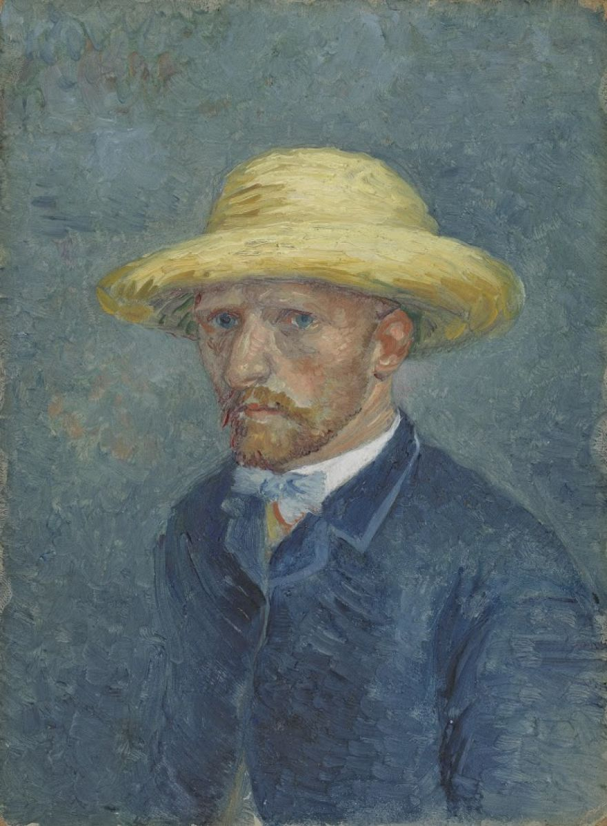 Were Vincent van Gogh and his brother Theo best friends?