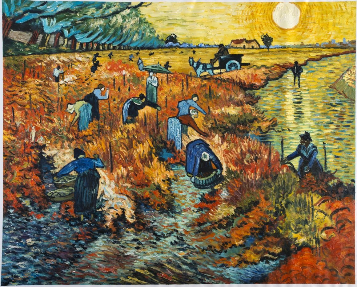 Which painting did Van Gogh sell?