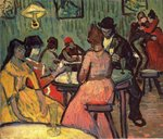 The Brothel Van Gogh Reproduction