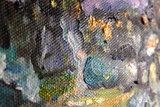 deatil Lake Garda Gustav Klimt reproduction
