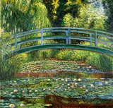 Water Lilies Monet replica
