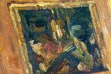 Interior of a Restaurant in Arles Van Gogh Replica painting detail