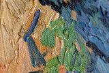 detail Tree Roots Van Gogh reproduction