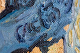 Tree Roots Van Gogh reproduction detail