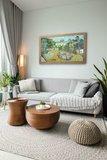 Daubignys Garden replica framed