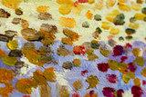 detail Flowering Garden Van Gogh Reproduction
