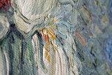 detail Irises reproduction