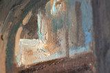 Ballet Rehaearsal Degas reproduction detail