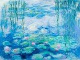 Water Lilies Marmottan Monet reproduction