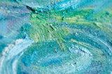 Water Lilies Marmottan Monet replica detail