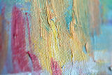 Water Lilies Reflections on the Water Monet reproduction detail