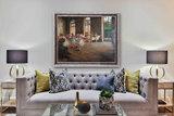 framed Ballet Rehaearsal Degas reproduction