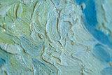 detail Wheat Field with Cypresses The Met Van Gogh