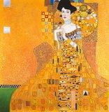 Portrait of Adele Bloch Bauer Klimt reproduction