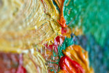 detail Two Crabs Van Gogh reproduction