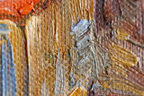 detail The Old Mill Van Gogh reproduction