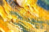 detail Pieta Van Gogh replica