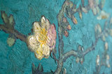 detail Blossoming Almond Tree