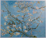 Blossoming Almond Tree Van Gogh reproduction