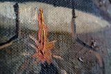 The Potato Eaters Van Gogh Replica detail