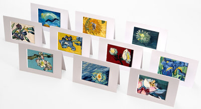 mini paintings full collection, hand-painted in oil on canvas