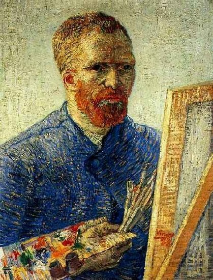 Was Van Gogh Left-Handed