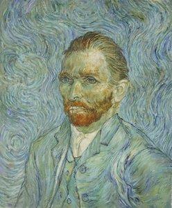 Self Portrait Vincent Van Gogh reproduction